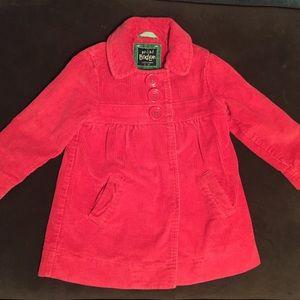 Mini Boden Corduroy Coat